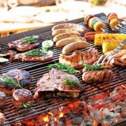barbecue feest